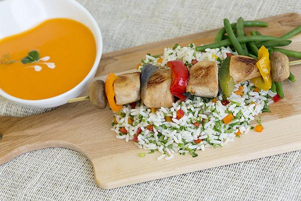 Traiteur buffets chauds à Montréal, Traiteur BIS offre une variété de repas chauds et d'aliments frais.